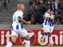 Der FC Porto gewinnt bei OSC Lille
