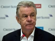 Ottmar Hitzfeld traut den Bayern den CL-Sieg zu
