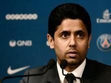 PSG-Präsident Nasser Al-Khelaifi hat letzten Sommer viel Geld investiert