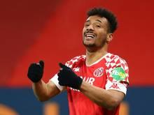 Karim Onisiwo stürmt weiterhin für den FSV Mainz 05