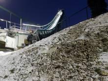 Das zweite Springen in Kuusamo fällt dem Wind zum Opfer