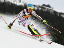 Felix Neureuther liegt nach dem ersten Lauf auf Rang elf