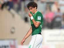 Pavlovic konnte bei Bremen bisher nicht überzeugen