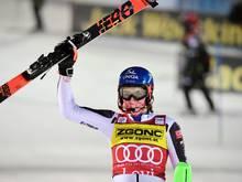 Vlhova gewinnt auch zweites Rennen in Levi
