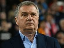 Tumbakovic nicht mehr Nationaltrainer von Serbien