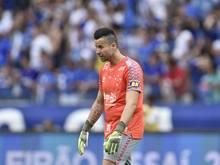 Cruzeiro um Torhüter Fabio steigt ab