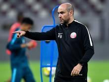 Bleibt Nationaltrainer in Katar: Felix Sánchez
