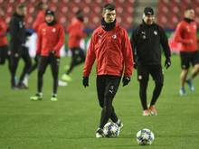 Verteidiger Ondrej Kudela von Slavia Prag