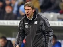 1860 München entlässt Trainer Markus von Ahlen