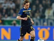 Holmann beendet seine Zeit in der Nationalmannschaft