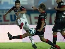 Bittolo (M.) erlitt gegen Huesca eine schwere Verletzung