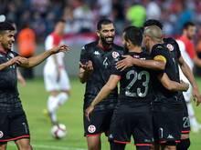Fußball-Vizeweltmeister Kroatien unterliegt Tunesien