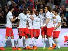 Paris Saint-Germain sichert sich die Meisterschaft