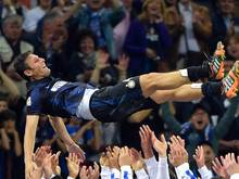 Inter-Legende Javier Zanetti wird Vize-Präsident