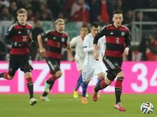 Die Testspielgegner heißen Polen, Kamerun und Armenien
