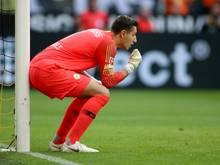 Koen Casteels mit Comeback im Wolfsburger Tor