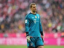 Der FC Bayern zittert um Manuel Neuer
