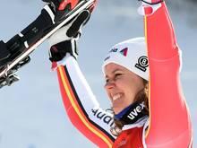 Viktoria Rebensburg erhält erneut Goldenen Ski