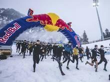 550 Athleten stellten sich extremen Herausforderungen