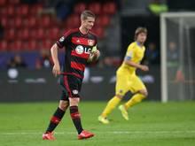 Bayer Leverkusen muss wahrscheinlich auf Bender verzichten