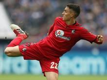 Freiburg leiht Vincent Sierro an den FC St. Gallen aus
