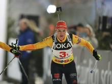 Herrmann Schlussläuferin bei Staffel-Weltcup