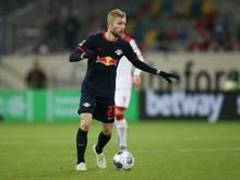 Konrad Laimer ist bei RB Leipzig nicht mehr wegzudenken