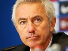 Van Marwijk Nationaltrainer der Arabischen Emirate