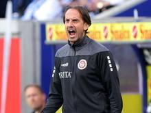Pleite für Wiesbaden mit Trainer Rüdiger Rehm