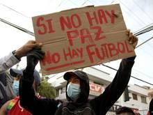 Die Protestwelle gefährdet nun auch die Copa America
