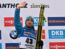 Alexander Loginow krönte sich am Samstag zum Weltmeister