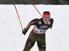 Tour de Ski: Hennig zieht ins Viertelfinale ein