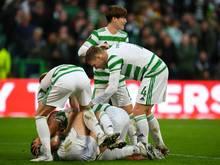 Erster Sieg im dritten Spiel für Celtic Glasgow