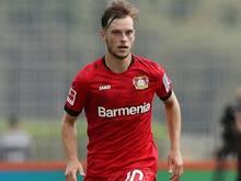 Bayer Leverkusen verleiht Adrian Stanilewicz