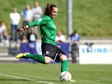 Benkrath spielt seit ihrer Jugend in Freiburg
