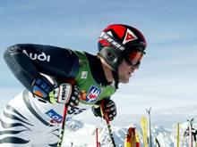 Ertl, früher auf der Piste, heute Leiter der Alpinsparte
