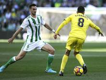 Fabián Ruiz (li.) wechselt nach Neapel