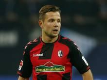 Amir Abrashi verlängert seinen Vertrag beim SC Freiburg