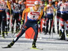 Vinzenz Geiger landet beim Saisonhöhepunkt auf Rang drei