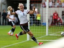 Pauline Bremer gewinnt mit Manchester City den Ligapokal