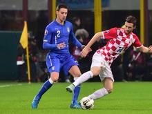 Marcelo Brozovic (r.) wechselt zu Inter Mailand