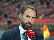 Southgate ruft zu mehr Frauen im Männer-Fußball auf