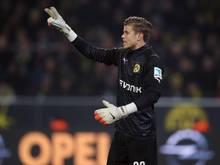 Mitchell Langerak steht wieder im Tor der Borussia