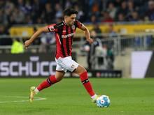 Nadiem Amiri könnte Bayer Leverkusen in Sevilla fehlen