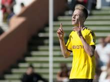 Chris Führich wechselt auf Leihbasis nach Paderborn