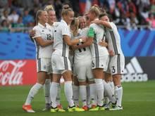 Die U20-Fußballerinnen stehen im Viertelfinale der WM