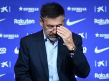 Der Präsident des FC Barcelona steht in der Kritik