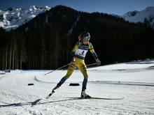 Hanna Öberg gewinnt den Sprint in Finnland