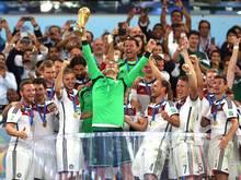 Deutschland in FIFA-Weltrangliste weiter auf Platz eins