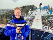 Dieter Thoma widmet sich neuen Tätigkeiten